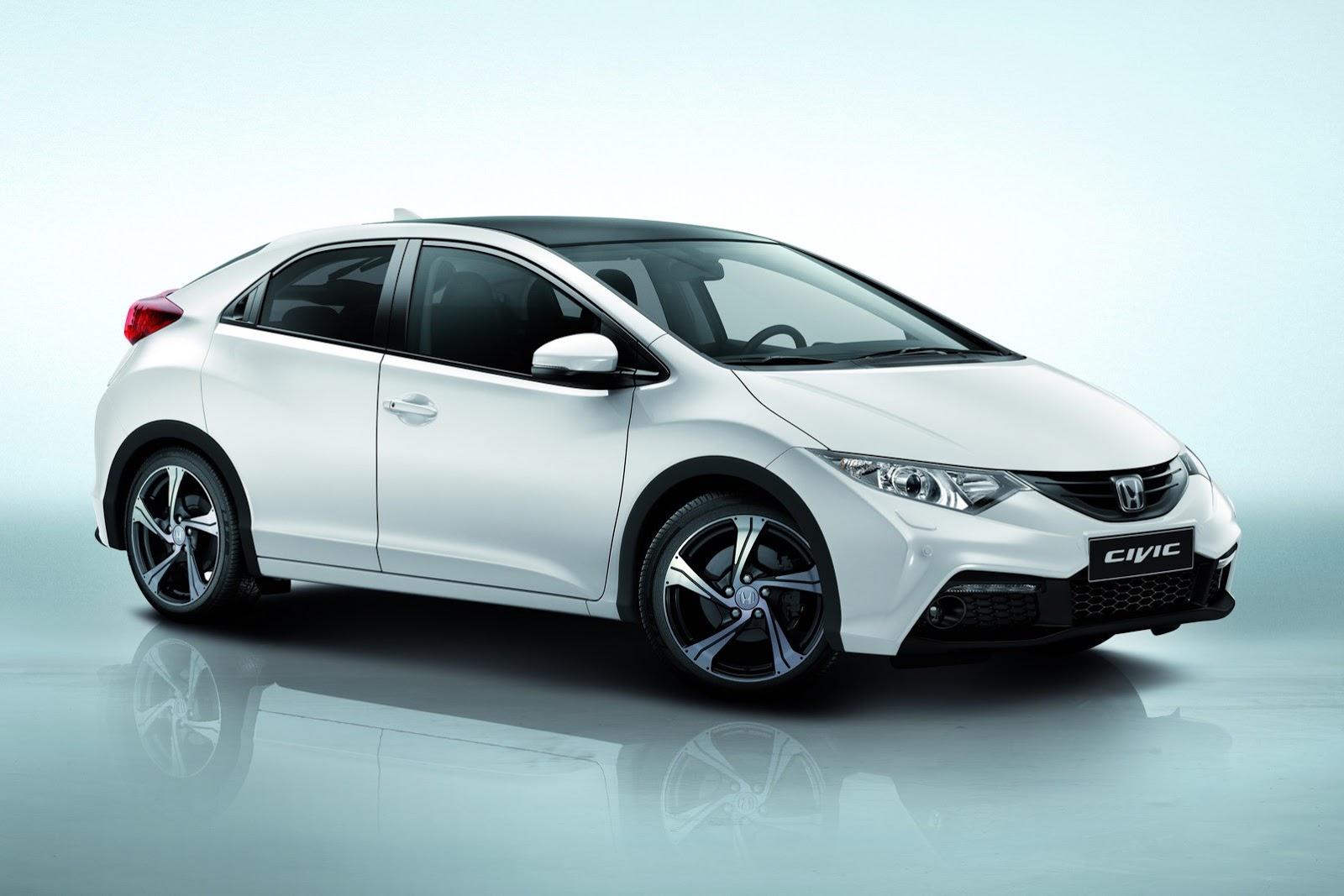 All cars nz 2013 honda civic sport hatch for Sporty honda civic