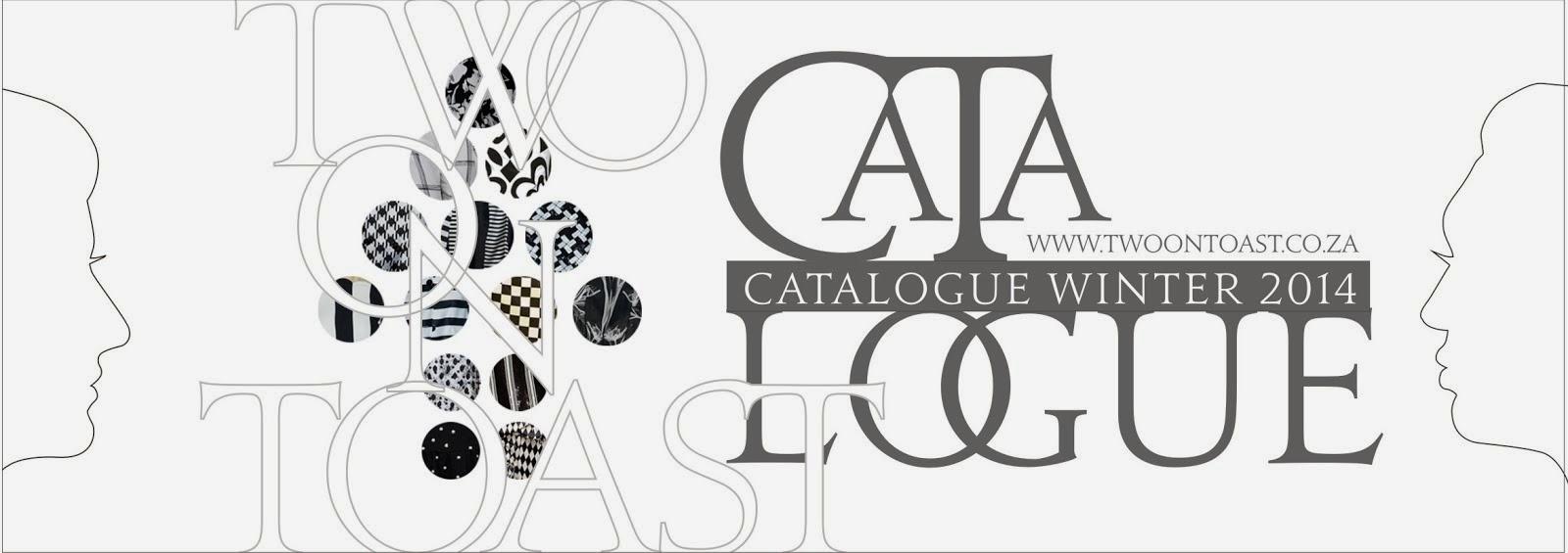 Catalogue Winter 2014