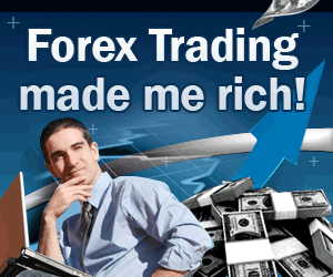 Rich from forex