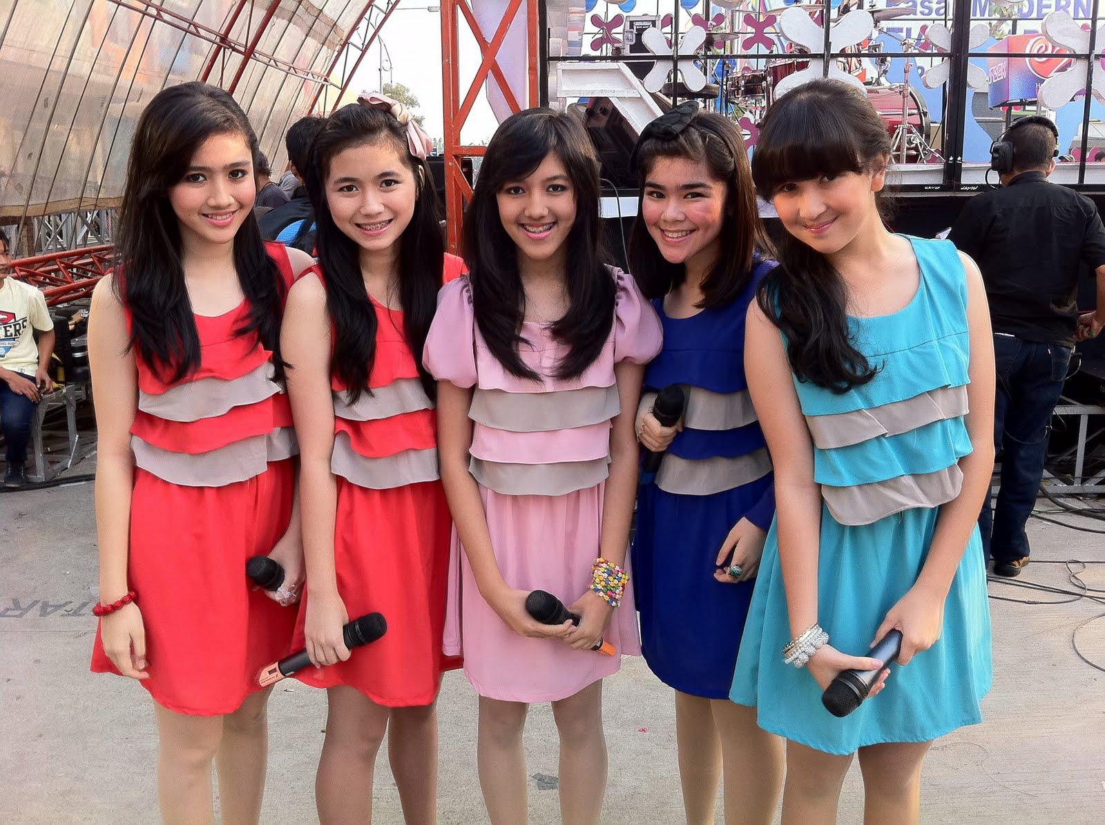 Girl Blink Indonesia