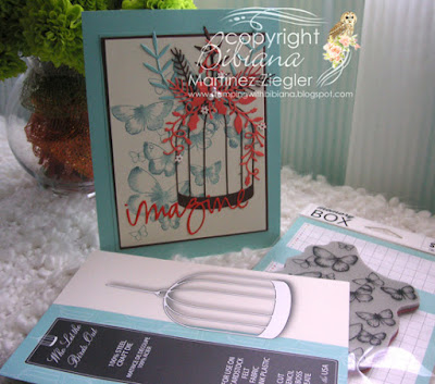 supplies fall card imagine birg cage