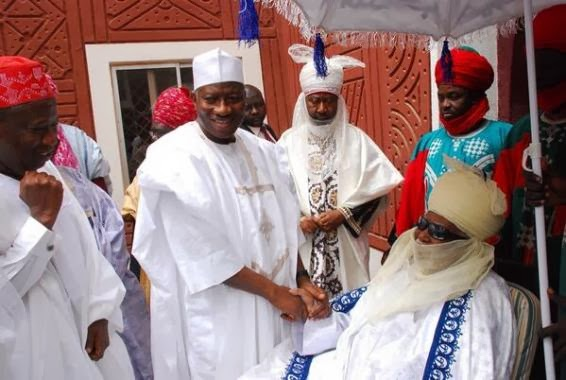 jonathan at emir palace kano