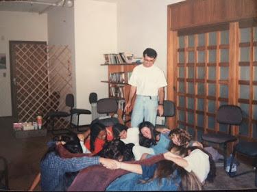 Filosofia Clínica com grupos (anos 90) em Porto Alegre