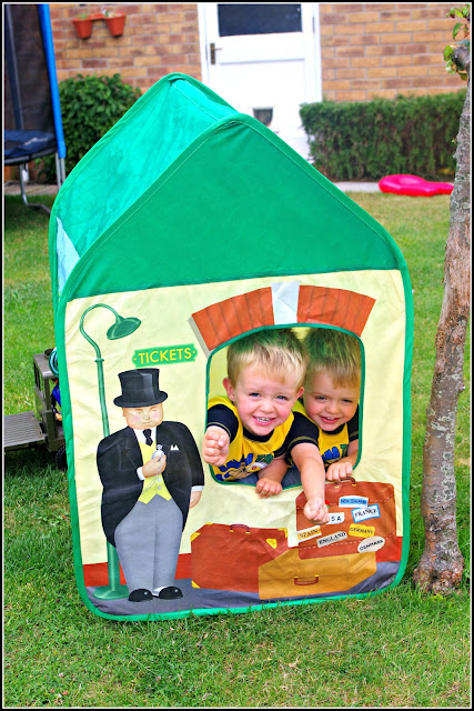 Thomas the Tank Play Tent