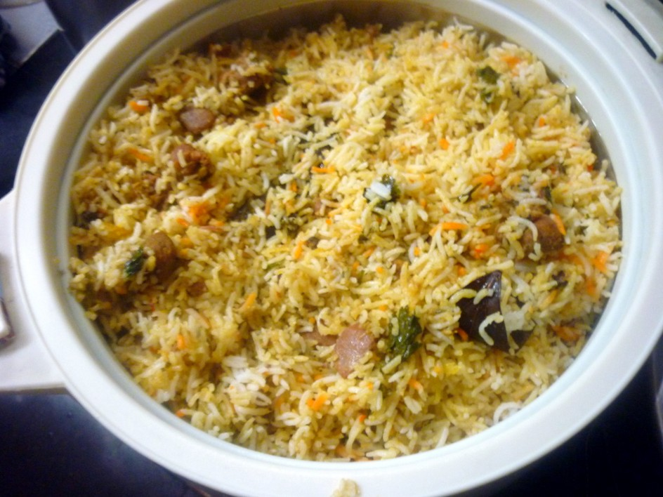Mutton biryani mutton dum biryani indian non veg thali step by mutton biryani mutton dum biryani indian non veg thali step by step recipe forumfinder Image collections