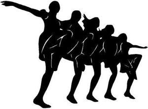 mullen hsc drill team rh mullenhsc com dance team clipart drill team girl clipart