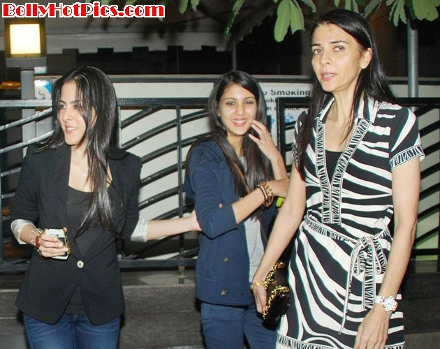 Meet Sanjay Dutt's nieces Saachi and Siya