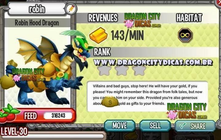 Dragão Robin Hood