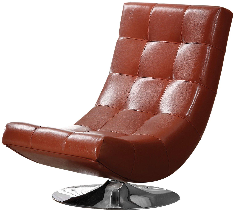mid century modern swivel chairs. Black Bedroom Furniture Sets. Home Design Ideas