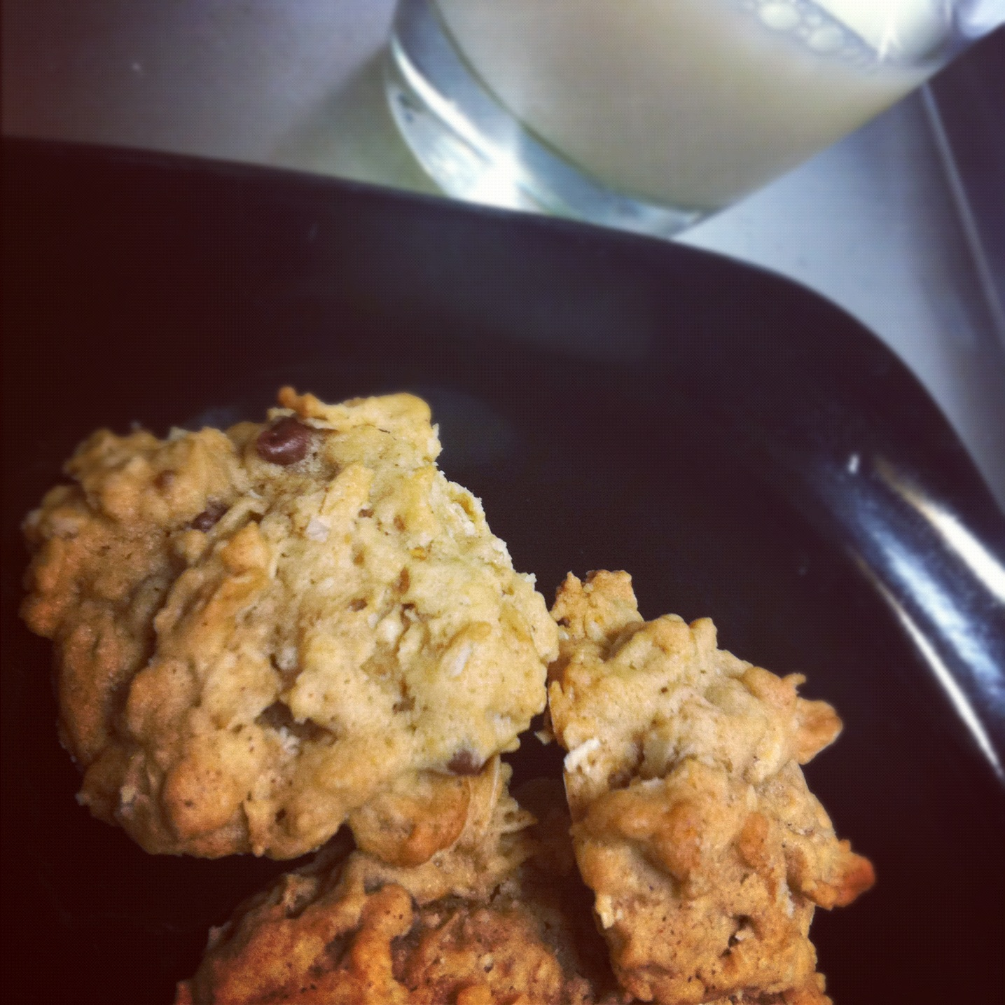 These cookies are very simple, but taste ridiculously amazing. My ...