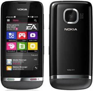 Firmware Nokia Asha 311 RM-714 v.07.36