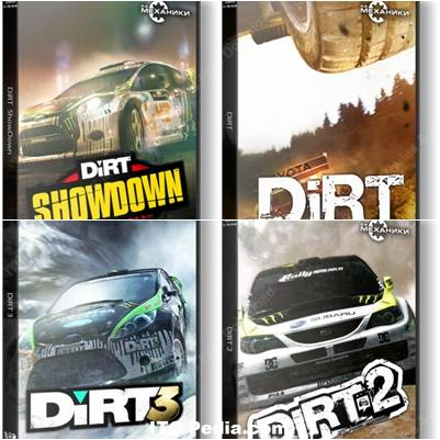 DiRT: Anthology 2007-2012/multi2/Repack by VANSIK