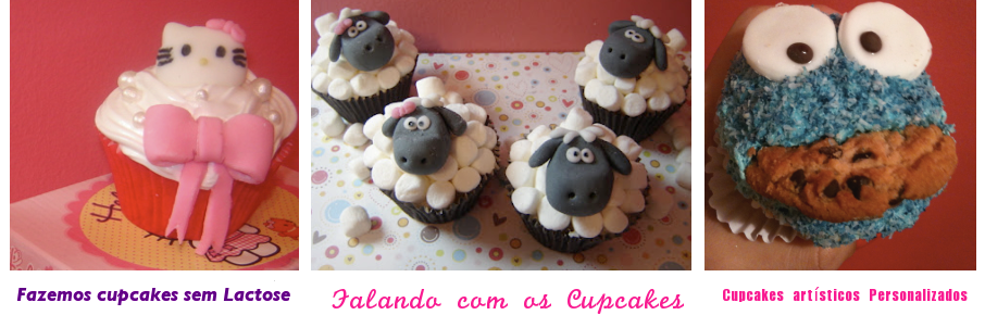 Falando com os Cupcakes