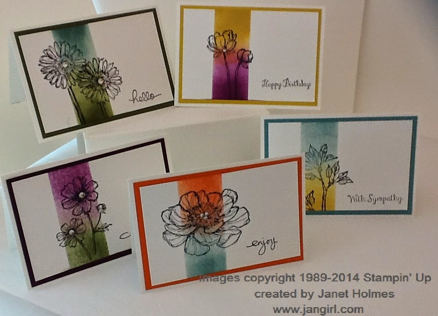 Jan girl stampin up bloom with hope