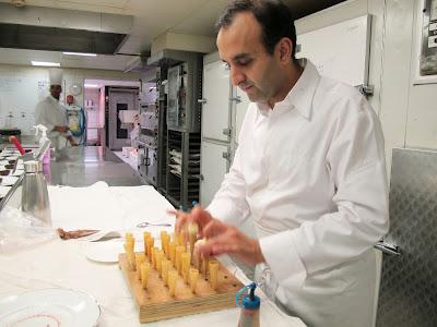 Eddie Benghanem, Chef Pâtissier du Trianon Palace