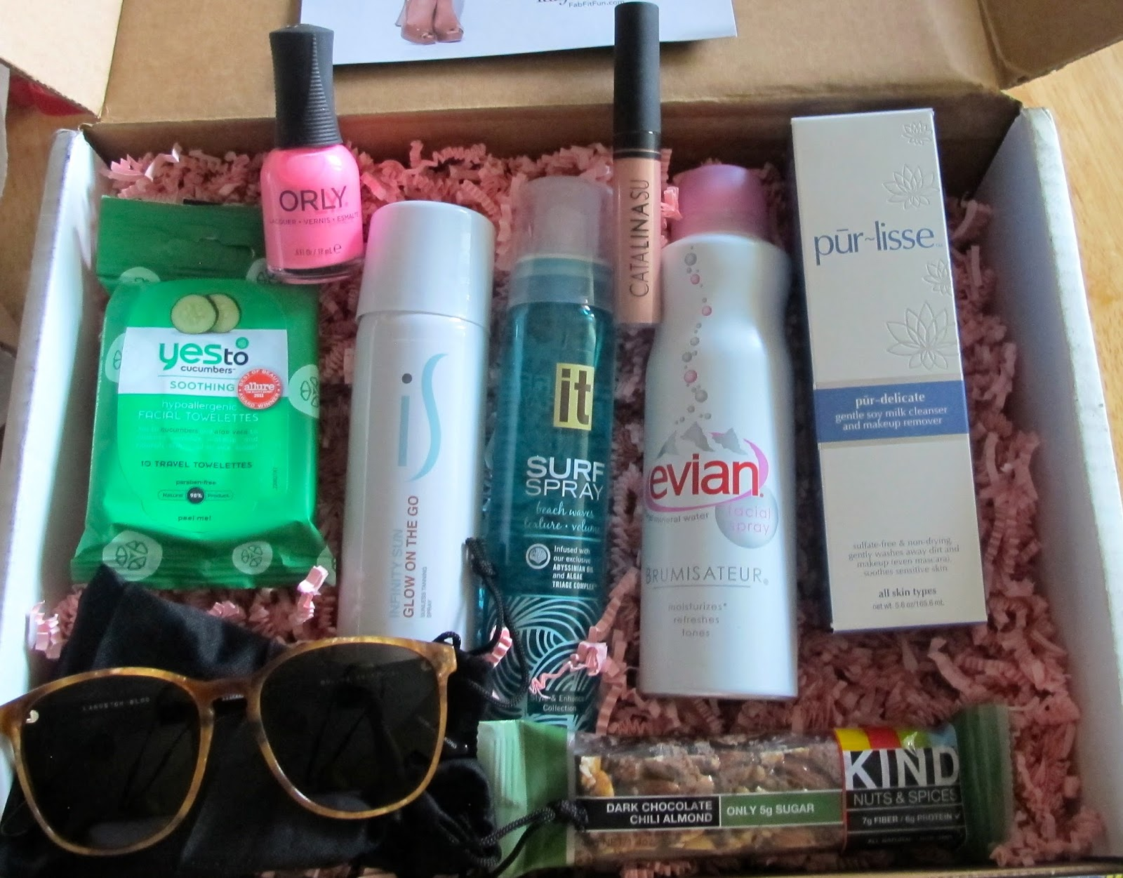 LVMAKEUP: Fab Fit Fun Subscription Box Review