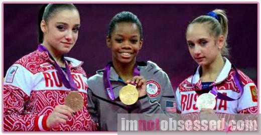 Beyonce Congratulates Gold Medalist Gabby Douglas » Celeb News | Gabby Douglas