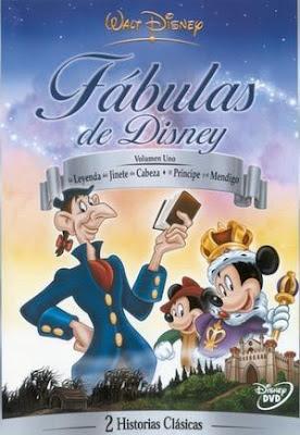 1 Fabulas de Disney Volumen 1(1990) Español Latino