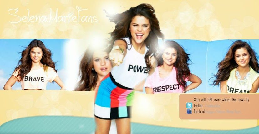SelenaMarieFans| Welcome Back!