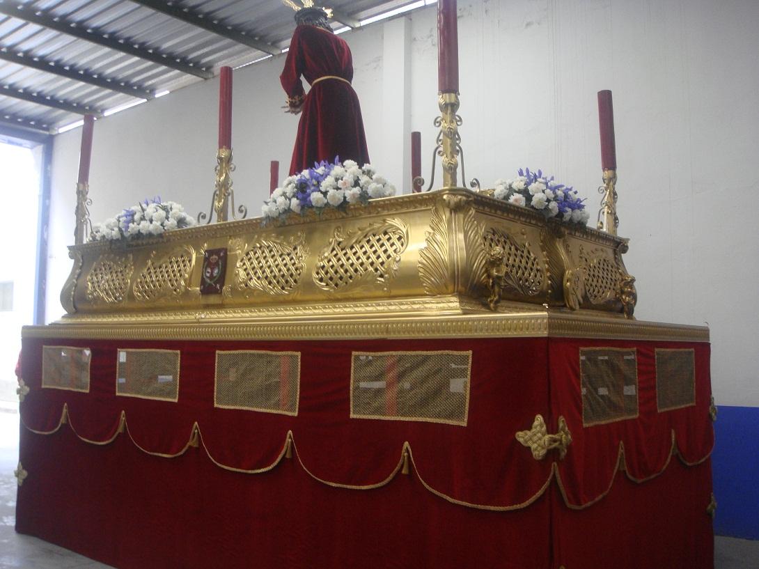 1ª Salida procesional del Stmo. Cristo del Amor