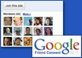 google friends connect