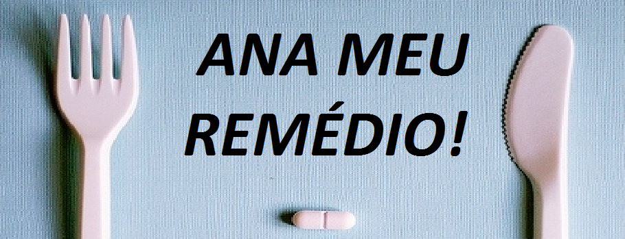 Ana meu remédio