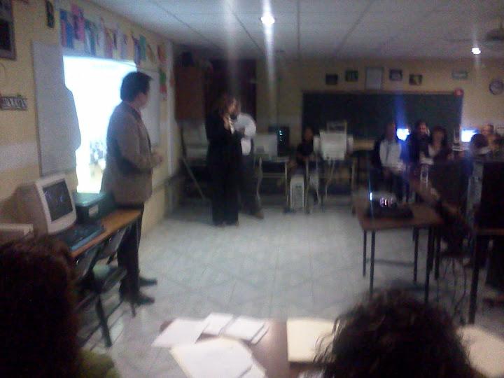 CURSO BASICO DE ACTUALIZACION EN LA ESCUELA ...2012