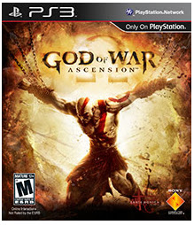 God of War untuk PS Vita
