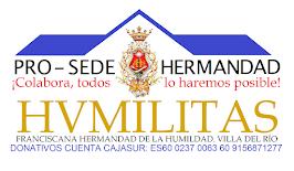 CAMPAÑA PRO-SEDE HERMANDAD