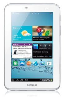 7 Inch Samsung Galaxy Tab 2