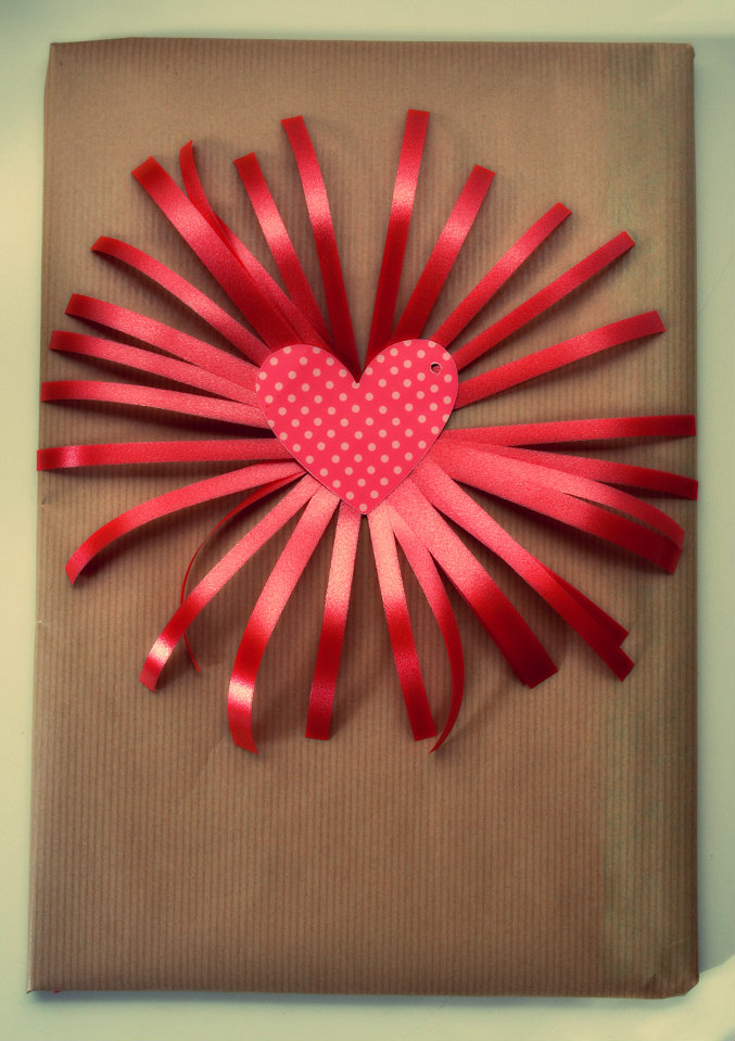 diy, empaquetado, hazlo tu mismo, regalo, cuento, caperucita roja, packing basico, san valentin