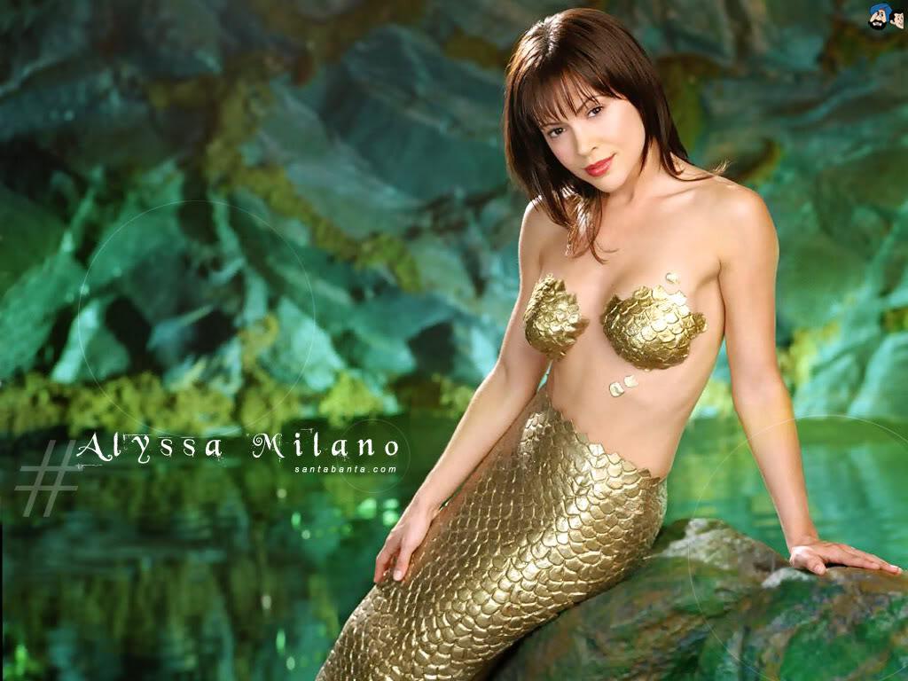 free download Alyssa Milano Wallpapers