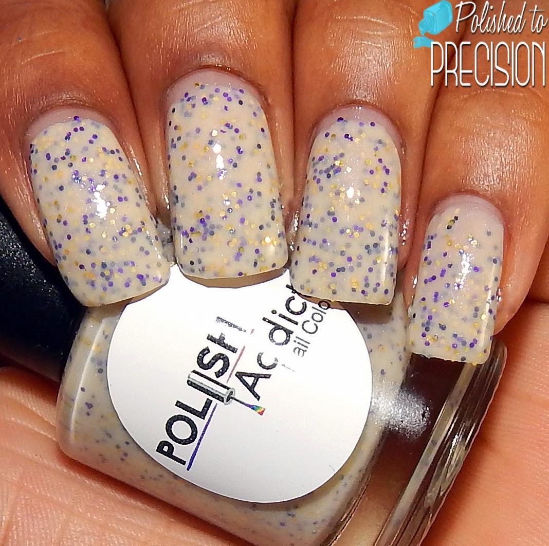 Polish Addict Nail Color Jellyfish II
