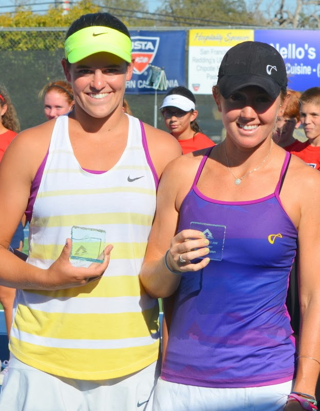 Doubles champs to play for Redding singles title