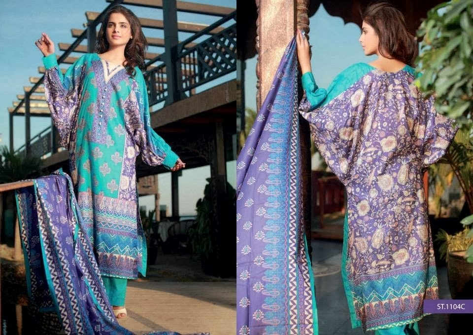 Spring Summer Lawn Prints By Shariq Textile