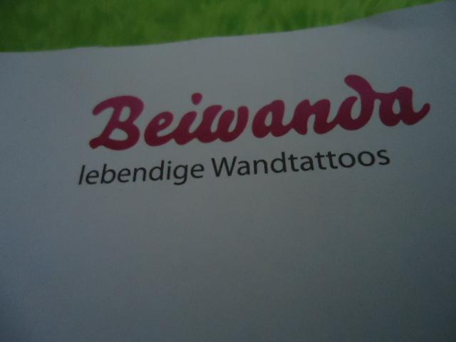 Willkommen bei marga tolle wandtattoos von beiwanda - Tolle wandtattoos ...