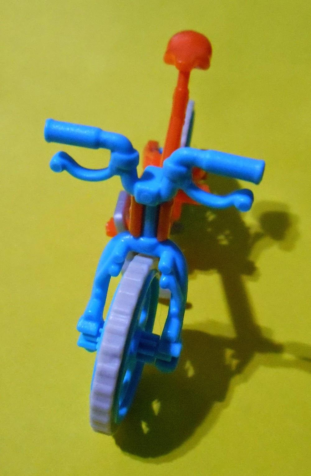 bici huevo kinder