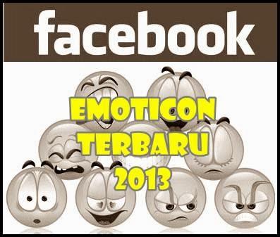 Daftar Lengkap Kode Emoticon Status, Komentar dan Chat Facebook