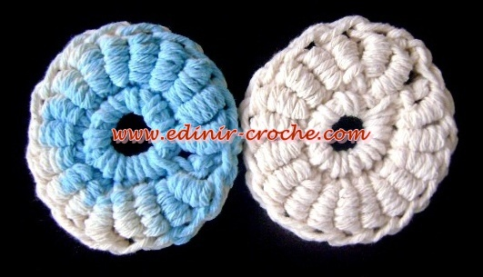 croche fuxico video aula gratis