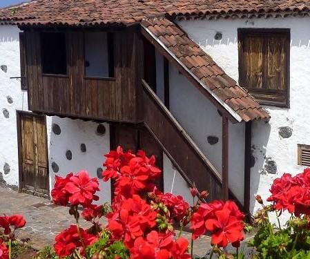 Recuerdos del pasado las antiguas casas del barrio de san antonio la matanza - Casas ideales tenerife ...
