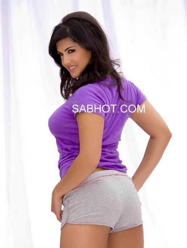 Sunny Leone Hot back & Sexy navel Show Hot Stills | HOT CELEBRITIES ...