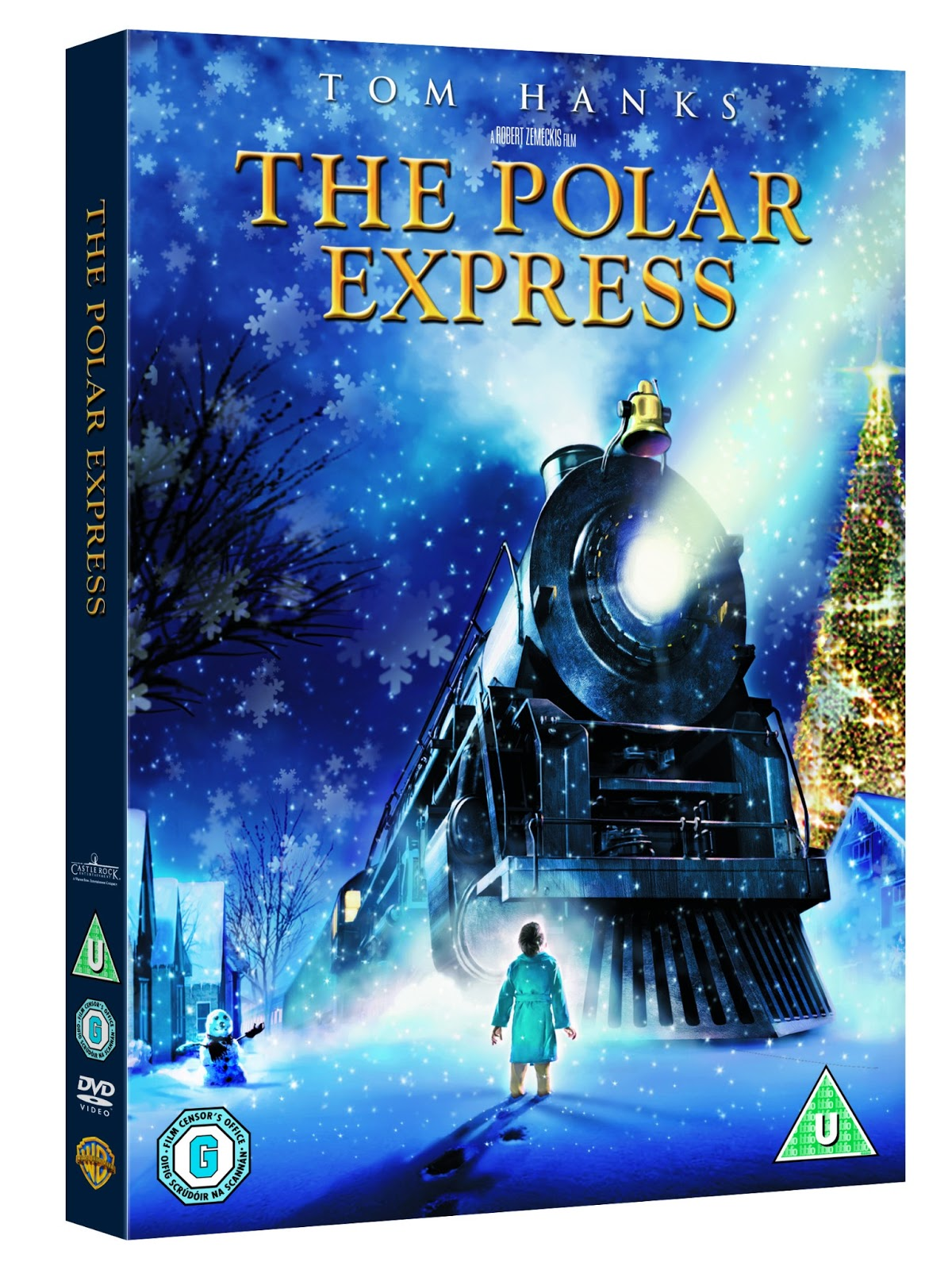 Film Reviews: The Polar Express, New Years Eve, The Dark Knight Rises ...