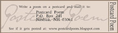 POSTCARD POEMS