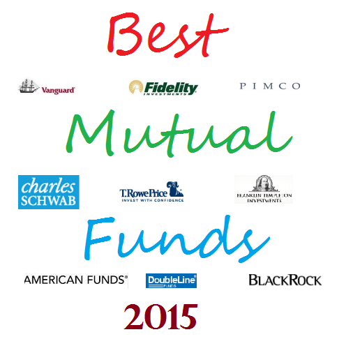 Top Mutual Fund Families 2015