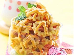 Kue Nastar Keranjang, Kue kering untuk lebaran