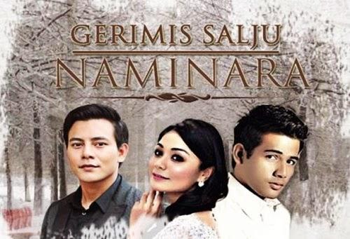 Sinopsis Gerimis Salju Naminara drama TV1, gambar Gerimis Salju Naminara, pelakon drama Gerimis Salju Naminara