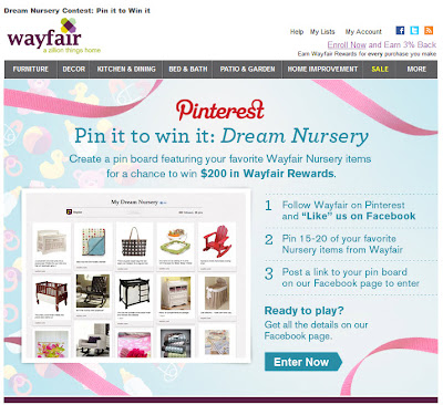 Mar. 20, 2012 Wayfair email