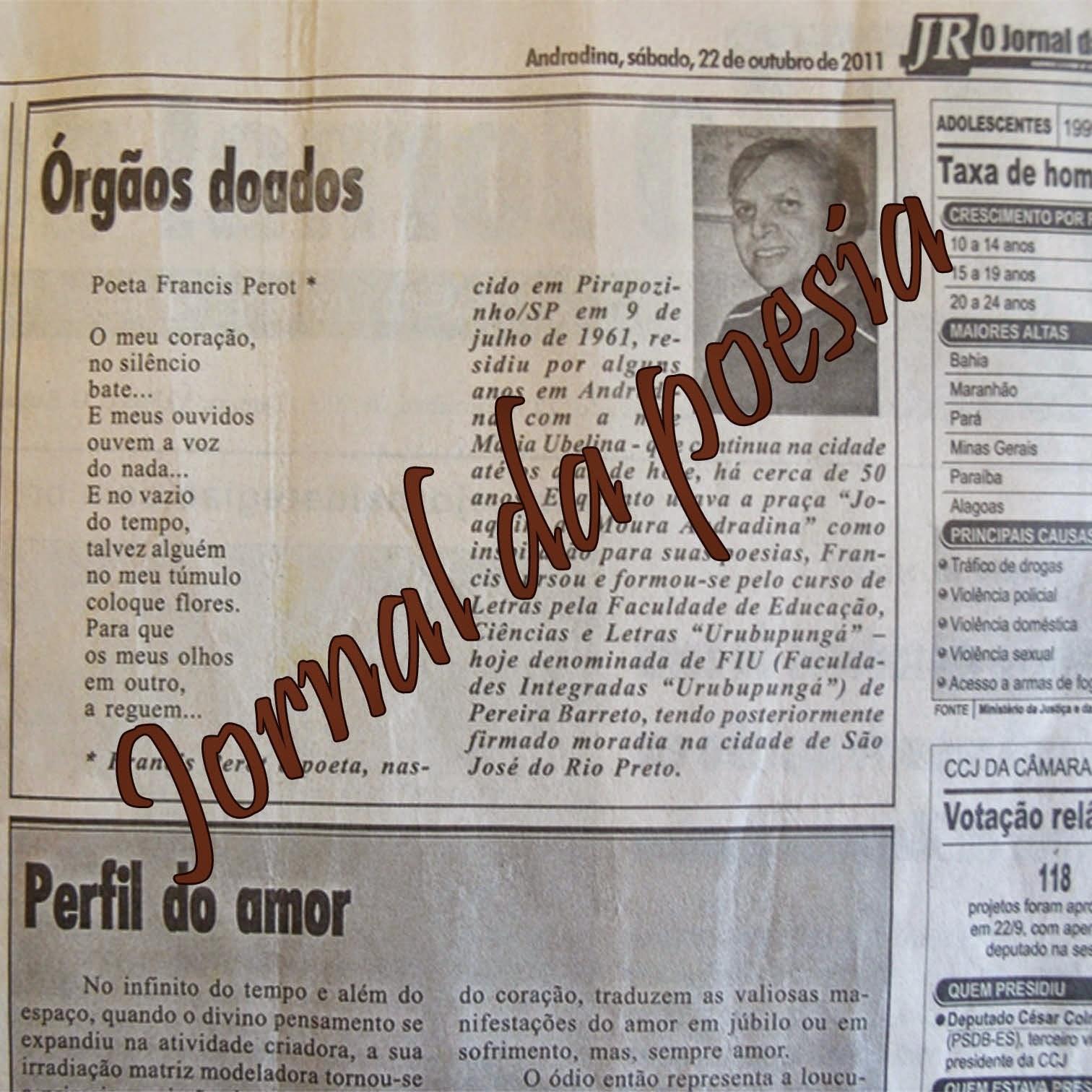 Jornal da poesia