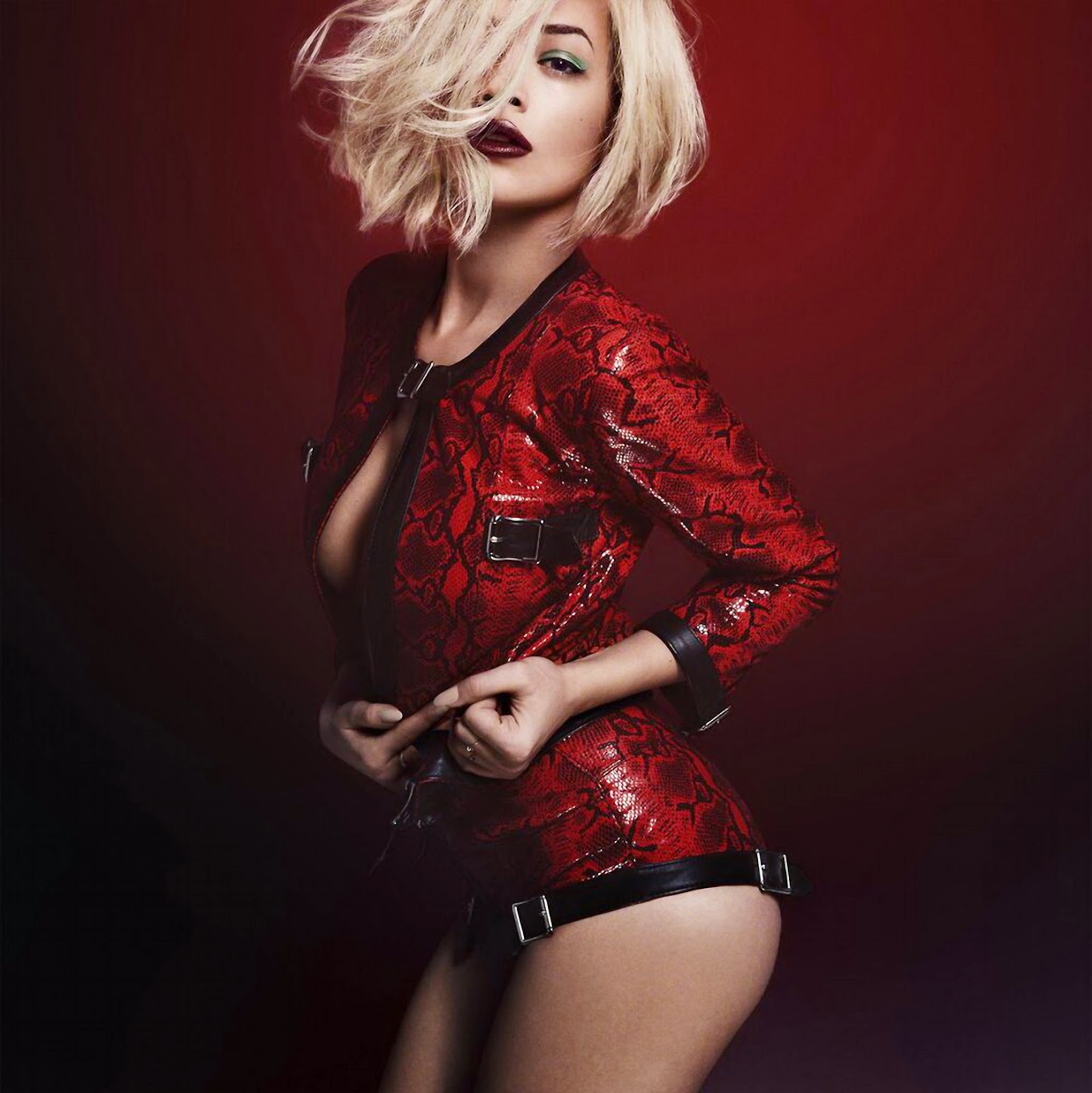 "Foto HQ sin marcas: Portada del nuevo sencillo de Rita Ora ""I will never let you down"""