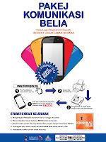 poster Pakej Komunikasi Belia